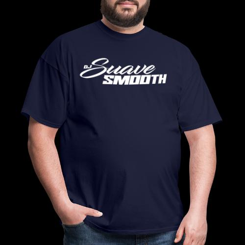 DJ Suavesmooth Logo - Men's T-Shirt