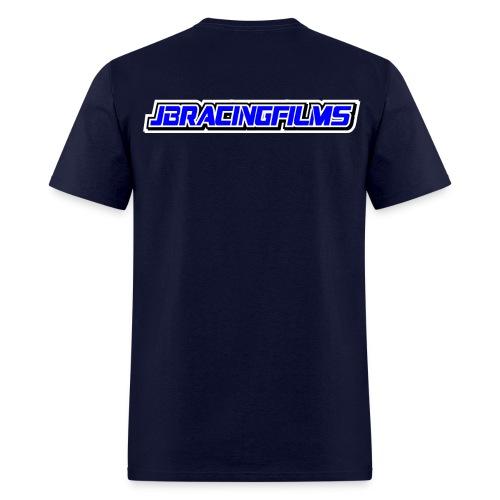 JBracingfilms Logo - Men's T-Shirt