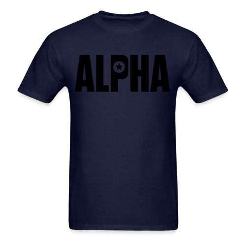 ALPHA - Men's T-Shirt