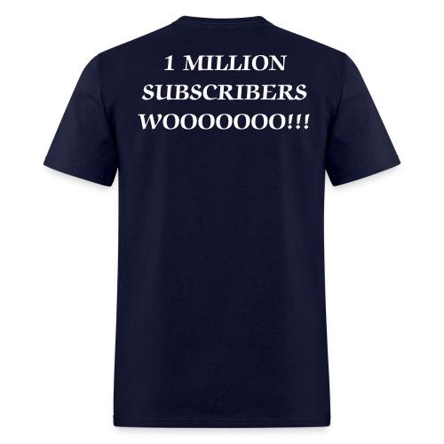 woo - Men's T-Shirt