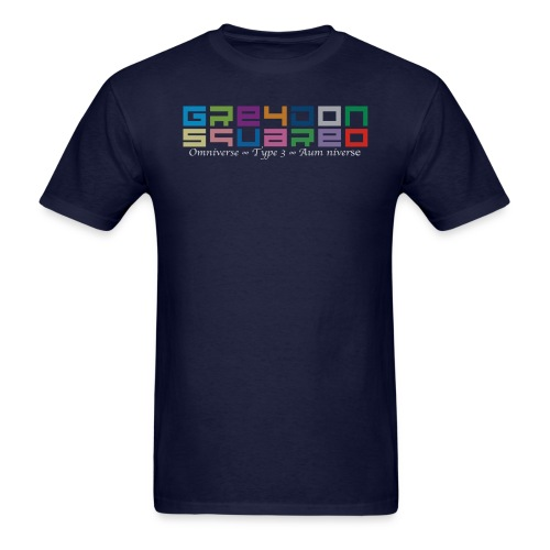 Greydon Square Colorful Tshirt Type 3 - Men's T-Shirt