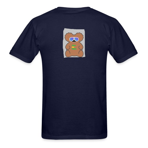 Aussie Dad Gaming Koala - Men's T-Shirt
