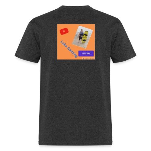 Luke Gaming T-Shirt - Men's T-Shirt