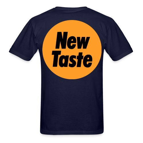 New Taste - Men's T-Shirt