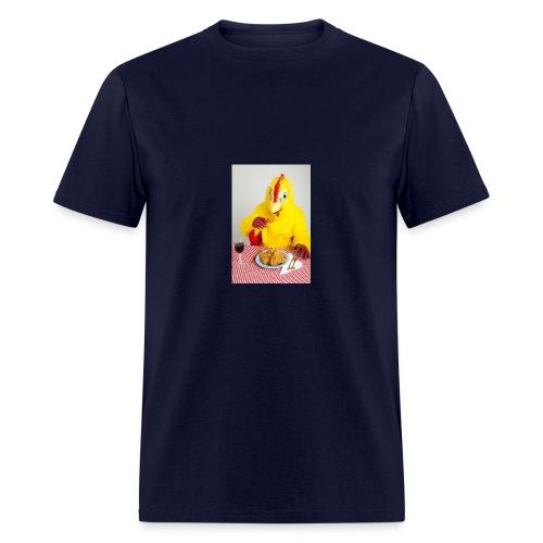 Canibalism chiken - Men's T-Shirt