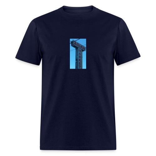 The Asian market - Men's T-Shirt