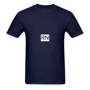 RN_Logo_small - Men's T-Shirt