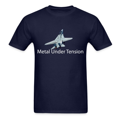 Metal Under Tension - Men's T-Shirt