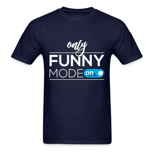 Funny time on - Men's T-Shirt