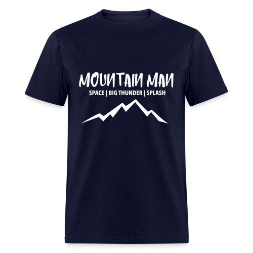 Mountain Man - Men's T-Shirt