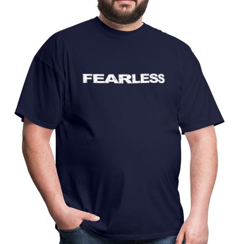 motivation & inspiration for fearless - Men's T-Shirt