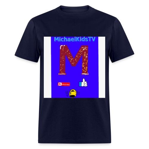 The MichaelKidsTV Offical T-Shirt - Men's T-Shirt
