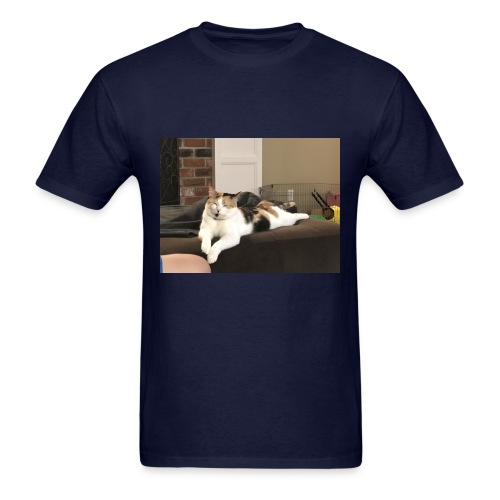 Sleepy Wheeze - Men's T-Shirt