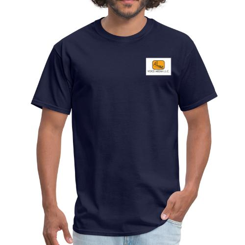 AL_Voice Media Logo - Men's T-Shirt