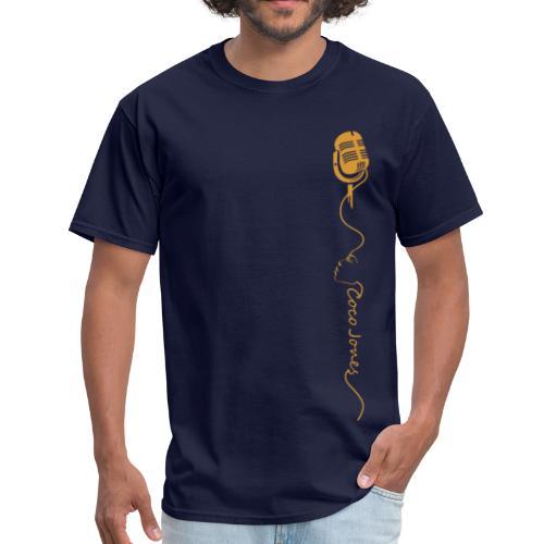 CocoJones Mic Tshirt - Men's T-Shirt