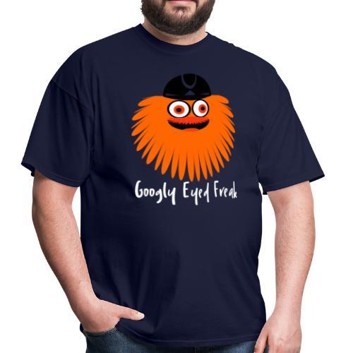 Googly Eyed Freak - Men's T-Shirt