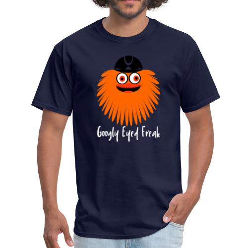 Googly Eyed Freak - Men's T-Shirt