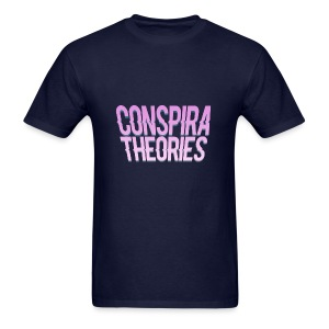 Women's - ConspiraTheories Official T-Shirt - Men's T-Shirt