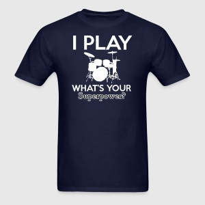 Drumming designs - Men's T-Shirt