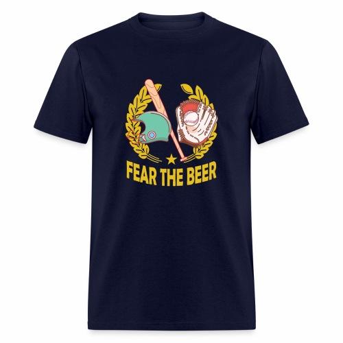 fear the beer - Men's T-Shirt