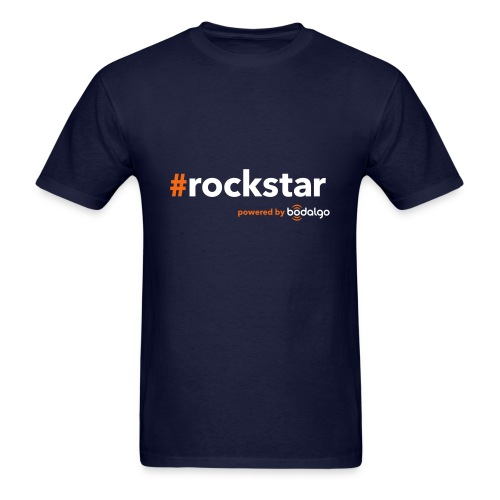 #rockstar - Men's T-Shirt