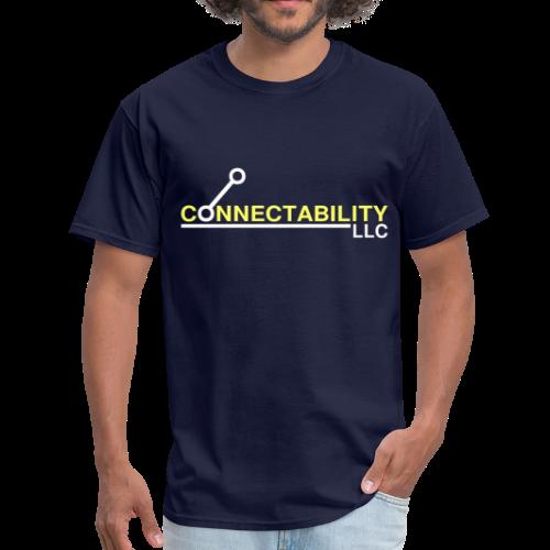 Connectability LLC - Men's T-Shirt