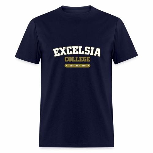 Merchandise logo artwork outlines - Men's T-Shirt
