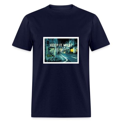 Keep It High - Men's T-Shirt