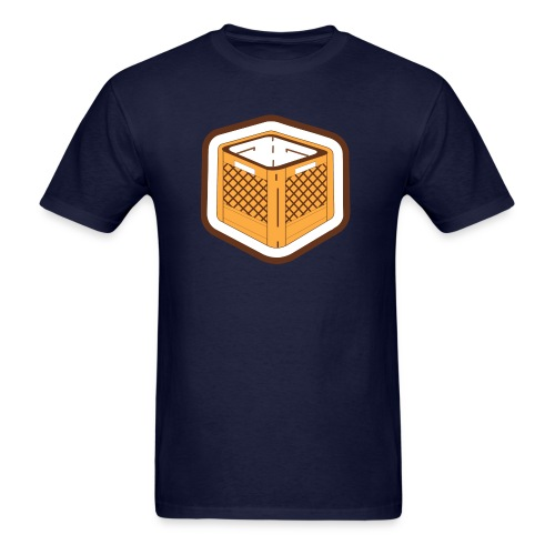The Crate - Men's T-Shirt
