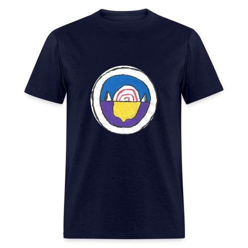 Peppmint/Lemon Design - Men's T-Shirt