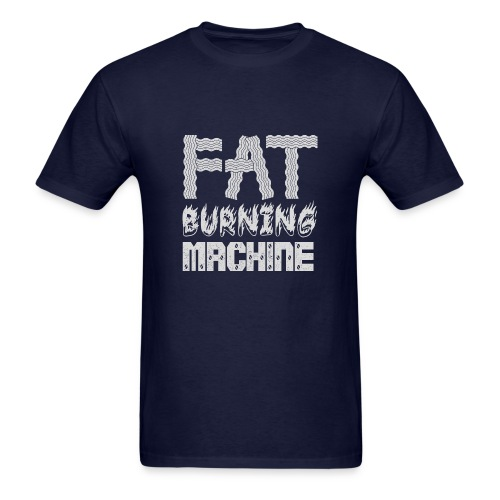 Fat burning machine - Men's T-Shirt