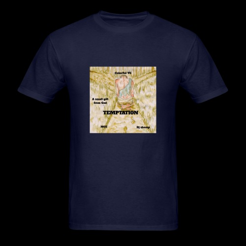 Temptation Merch - Men's T-Shirt