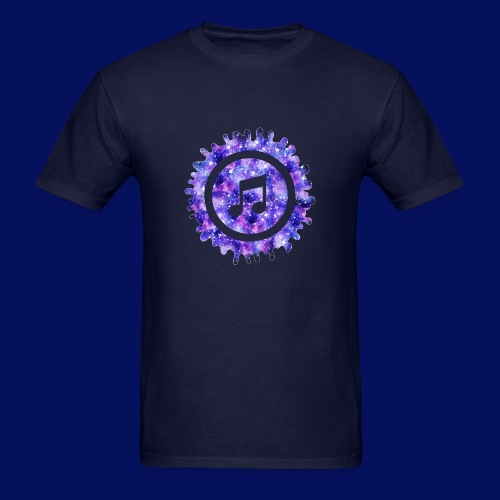 Galaxy Music Design - Men's T-Shirt
