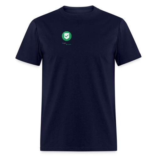 Google Street View Trusted - Men's T-Shirt