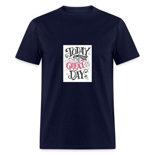 a great day hot merch - Men's T-Shirt