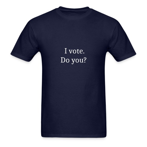 I vote - Men's T-Shirt