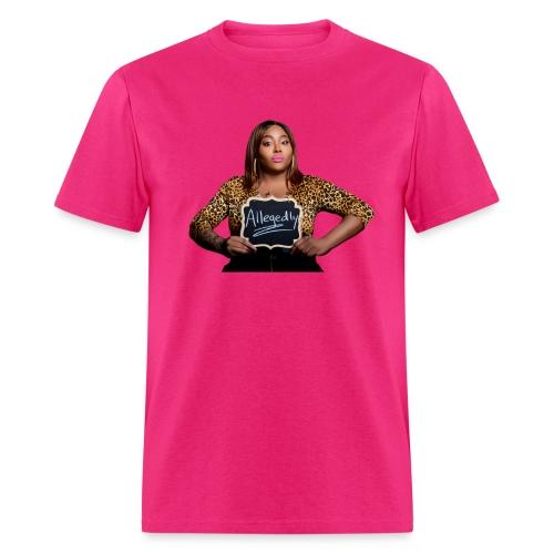 allegedly - Men's T-Shirt