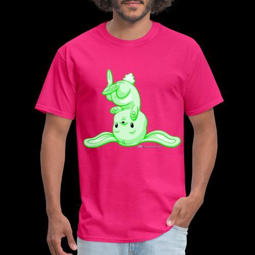 Green Bunny - Men's T-Shirt