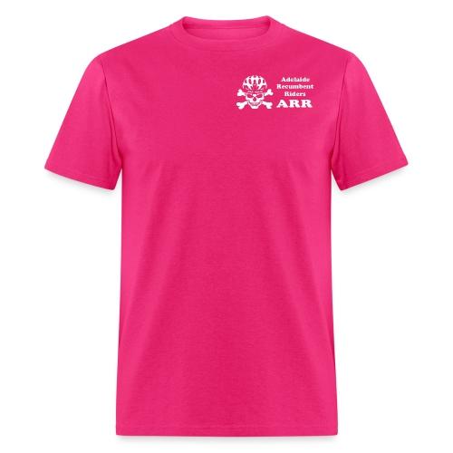 ARR1 White - Men's T-Shirt