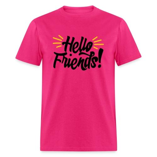 3 Tshirt Designs Magic02 png - Men's T-Shirt