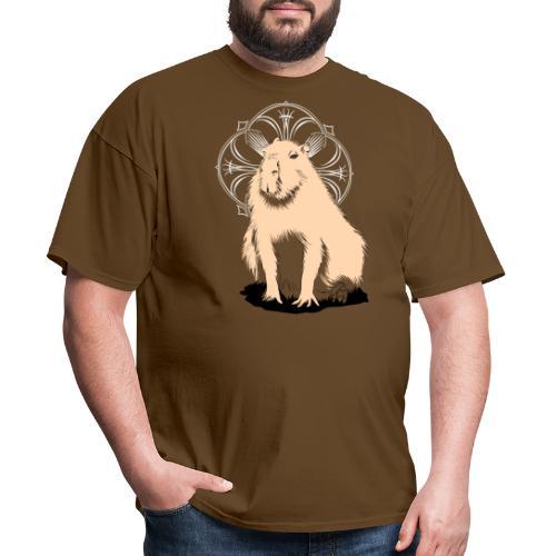 Capypeachybara - Men's T-Shirt