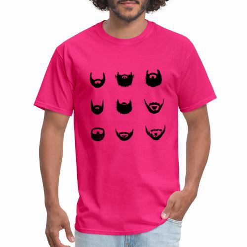 Beards - Men's T-Shirt