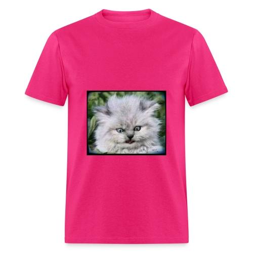 Pritty Kitteh - Men's T-Shirt