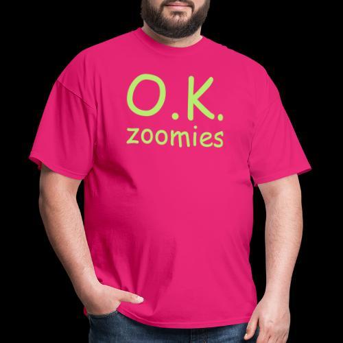 OK Zoomer - Men's T-Shirt