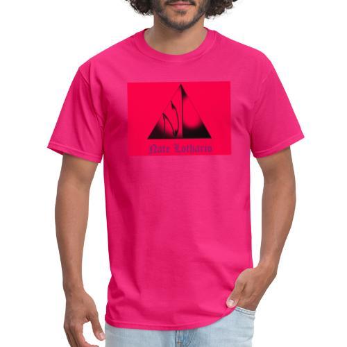Pink Logo - Men's T-Shirt