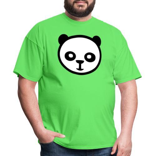 Panda bear, Big panda, Giant panda, Bamboo bear - Men's T-Shirt
