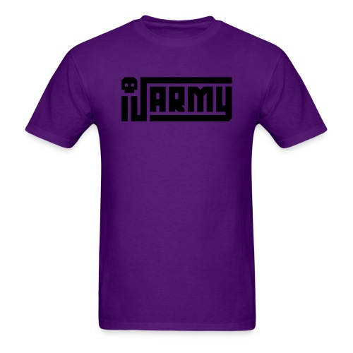 iJustine - iJ Army Logo - Men's T-Shirt