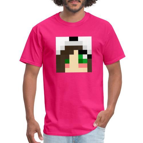 MiniPixie Head - Men's T-Shirt