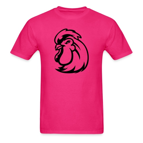 Peckers head t - Men's T-Shirt