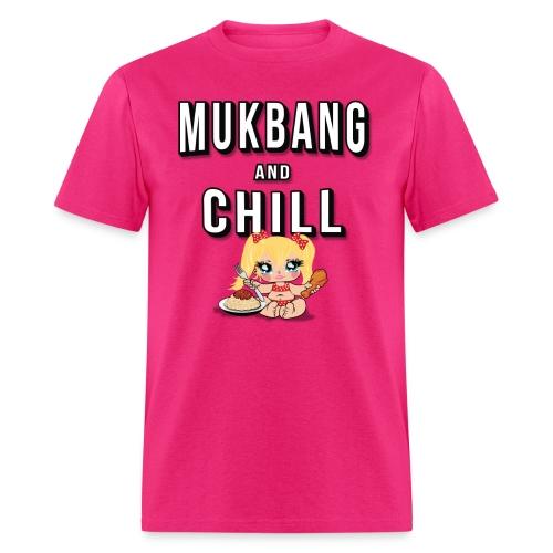 MukbangandChill - Men's T-Shirt